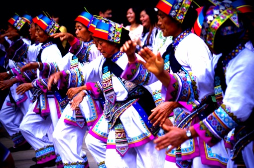 Kunming, China. © Karen Edwards