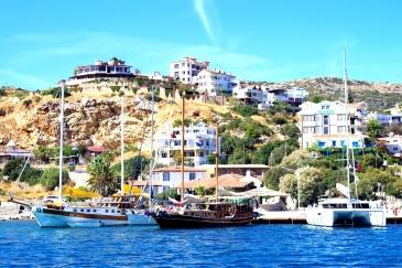Datça, Turkey. © Karen Edwards