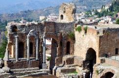 Taormina, Sicily. © Karen Edwards