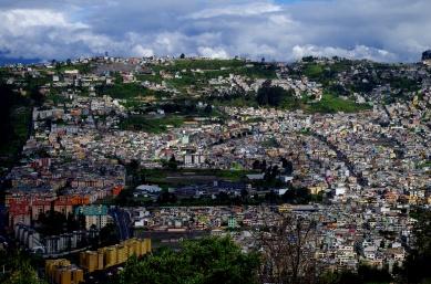 Quito, Ecuador. © Karen Edwards