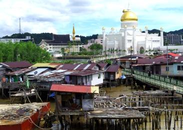 Bandar Seri Begawan, Brunei. © Karen Edwards