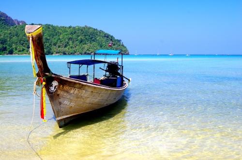 Koh Phi Phi, Thailand. © Karen Edwards