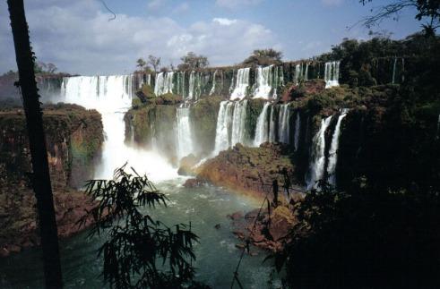 Iguazu, Argentina. © Karen Edwards